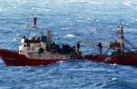 El náufrago que luchó contra olas de 8 metros y sobrevivió