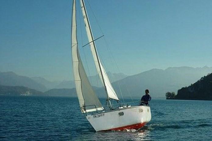 Pen Duick 600, el mini crucero