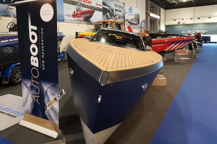 Autoboot: cuando un Audi A4 se convierte en un barco