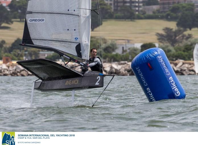 Semana Internacional del Yachting Mar del Plata. Dia 2