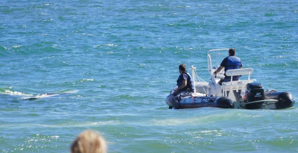 causas del amerizaje de emergencia en Punta del Este