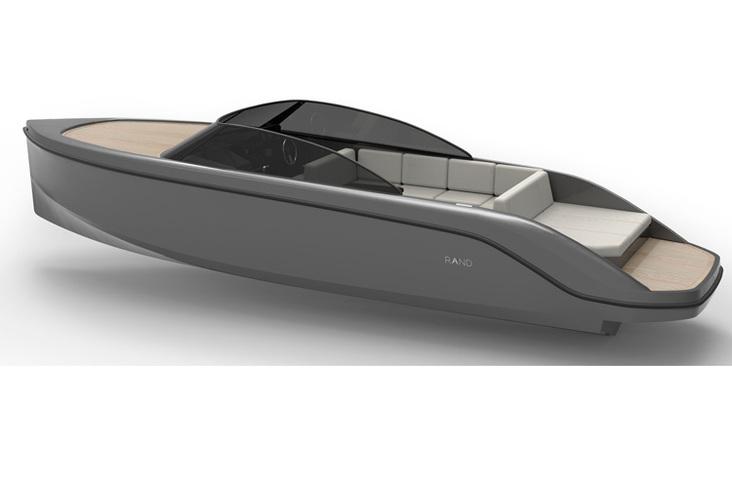"""Leisure 28: """"el bote perfecto para un día cómodo en el agua"""""""