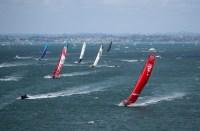 MAPFRE lidera la flota de la Volvo Ocean Race