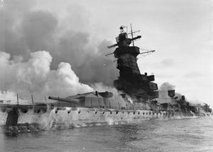 Así transmitió la BBC el hundimiento del buque alemán Graf Spee