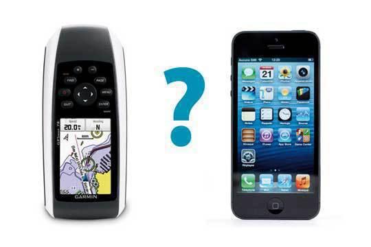 GPS o Smartphone