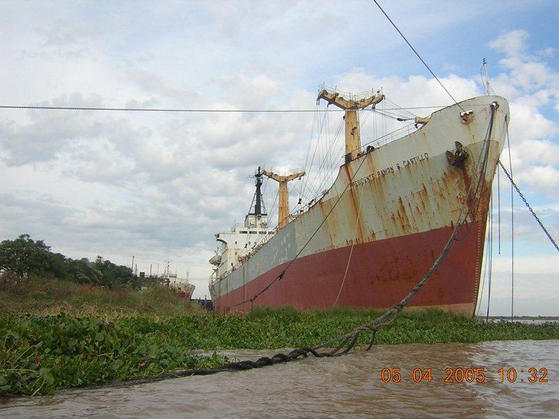 Video: 10 barcos abandonados más sorprendentes del mundo