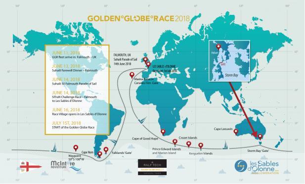 Golden Globe , a 4 meses de la salida