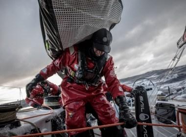 Volvo Ocean Race. Se acabó el descanso