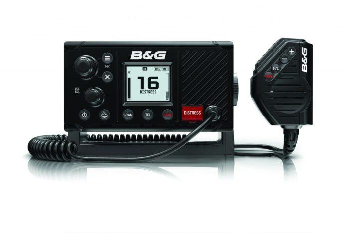 VHF V20 de B & G