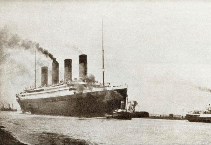 Un marinero se quedó con la llave que podría haber salvado al Titanic