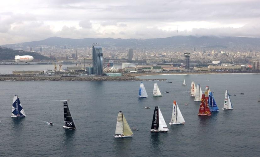 Se suspende la Barcelona World Race 2018-2019