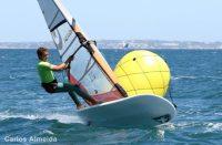 Fernando Lamadrid campeón del mundo juvenil de Windsurfing