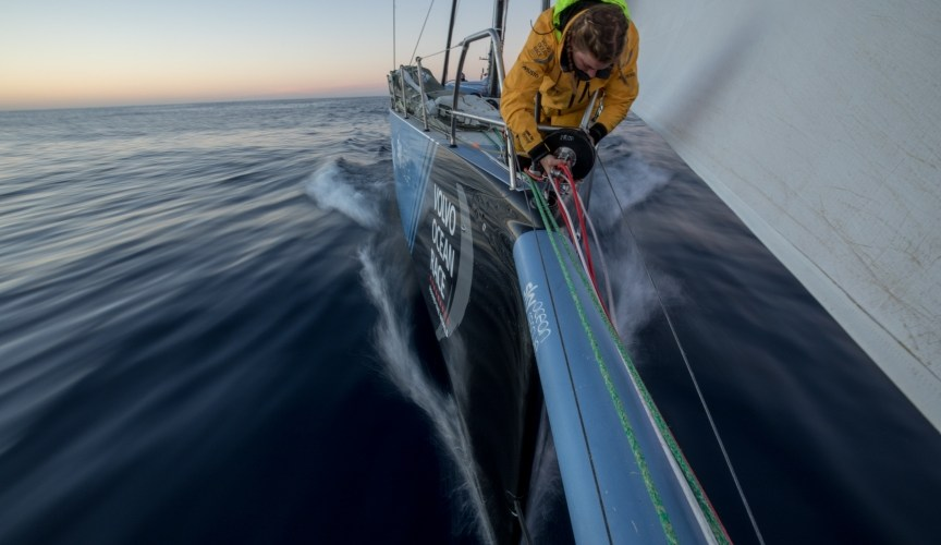 Volvo Ocean Race , se define la Etapa 7