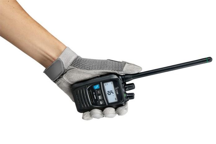 Icom IC-M85E, el VHF más pequeño del mercado