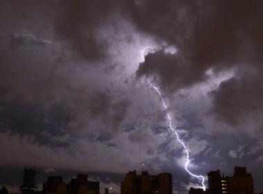 Alerta por tormentas intensas