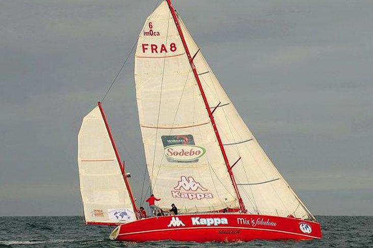 The Red Cigar, la historia de un extraordinario velero