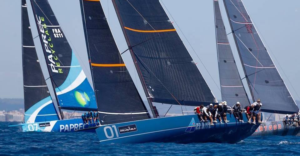 Sail Racing PalmaVela estrena