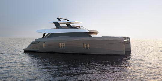80 Sunreef Power, lujo y comodidad para el crucero