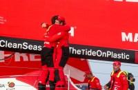 Volvo Ocean Race. El MAPFRE con triunfo épico en Newport
