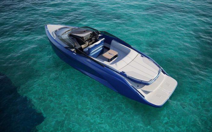 Princess Yachts R35 con sistema Active Foil