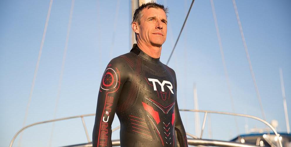 Cruzar nadando el Pacífico, el reto de Benoit Lecomte