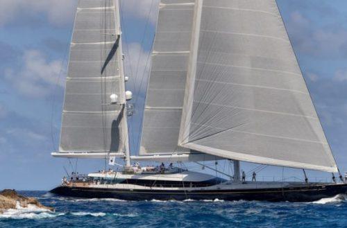 22ª Superyacht Cup reune a los barcos más impresionantes del mundo