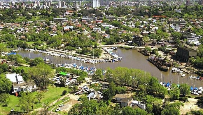 Forestación del Puerto de San Isidro