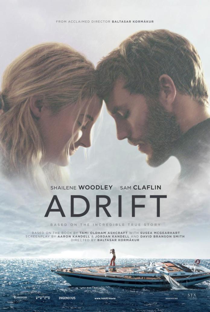 """Trailer film """" A la Deriva"""""""