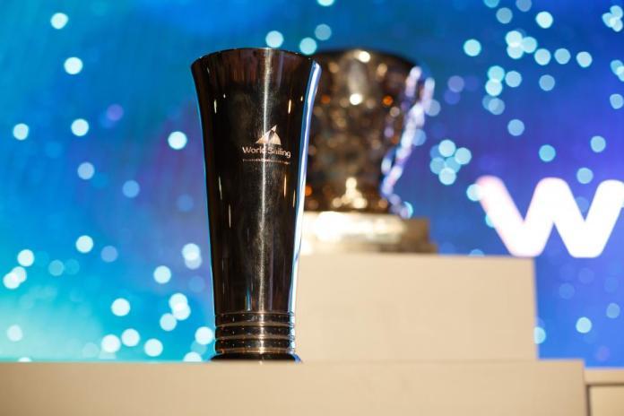 World sailing award