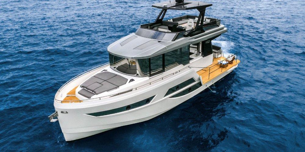 Fast Trawler Okean 50