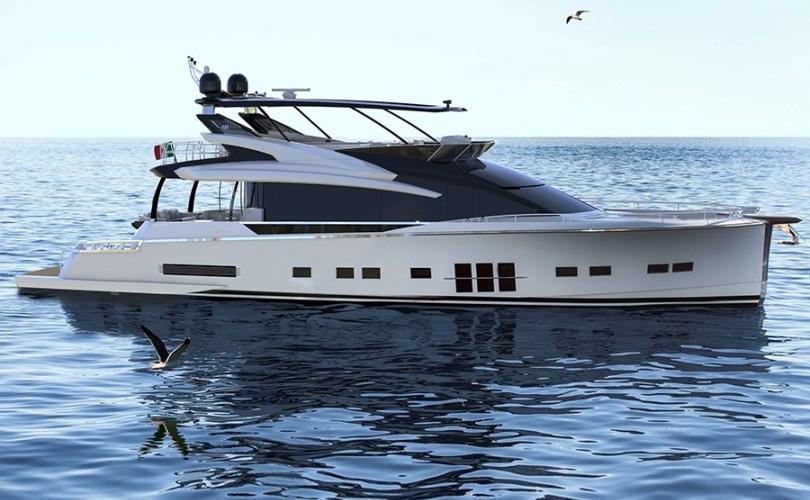 Adler Yacht Suprema X de 25 metros.