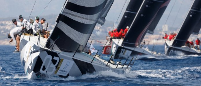 52 Super Series. Quantum Racing lidera