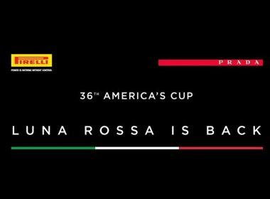 America's Cup Luna rossa