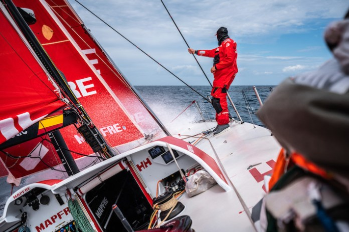 North Sails analiza la Volvo Ocean Race