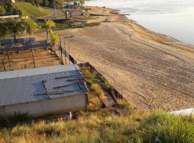 Por bajante del río Paraná no hay navegación comercial