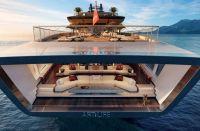 Proyecto Art of Life Yacht de 115 m.