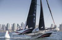 San Diego vibra con las Extreme Sailing Series