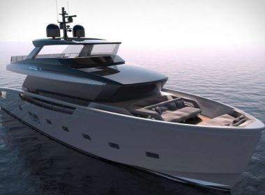 San Lorenzo Yachts SX76