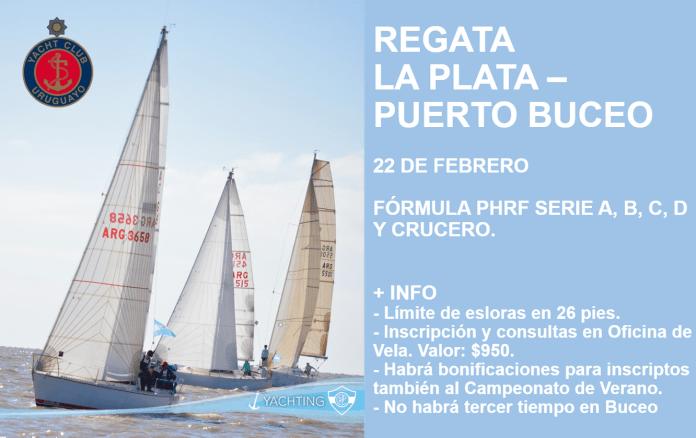 Regata La Plata - Buceo