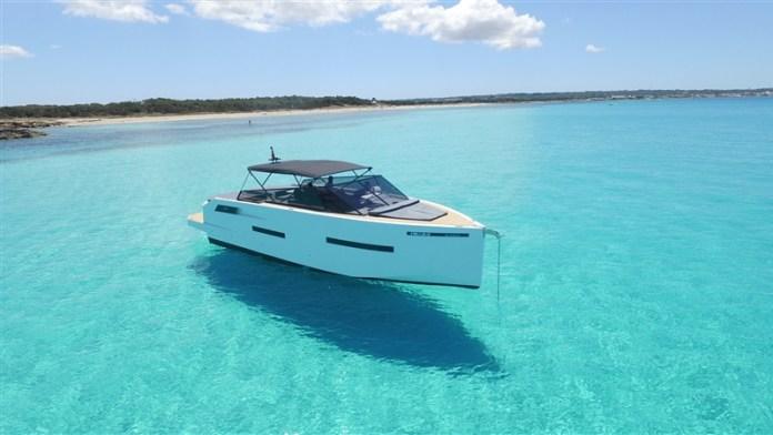 De Antonio Yachts D46