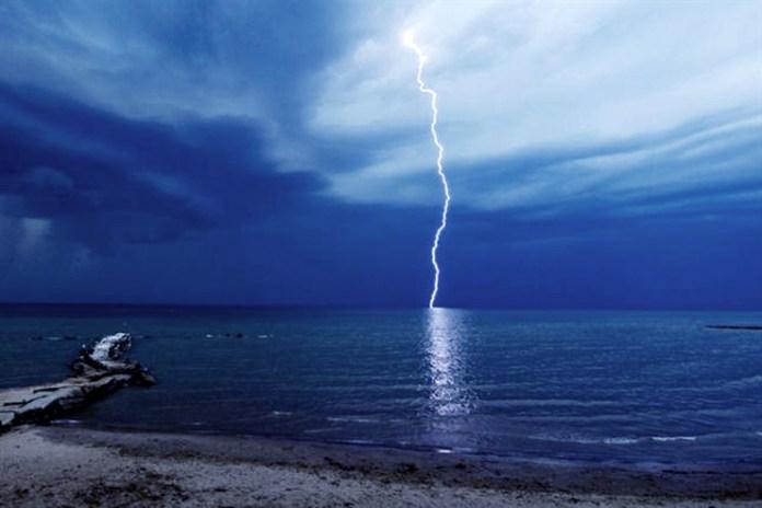 El peligro de los rayos en náutica