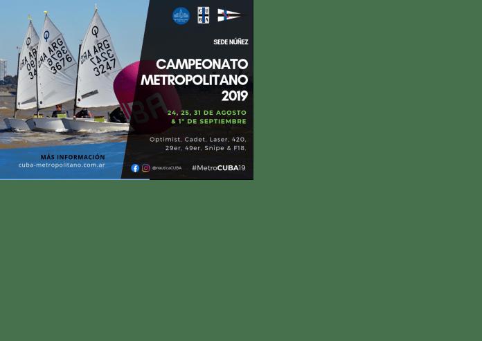 CAMPEONATO METROPOLITANO 2019