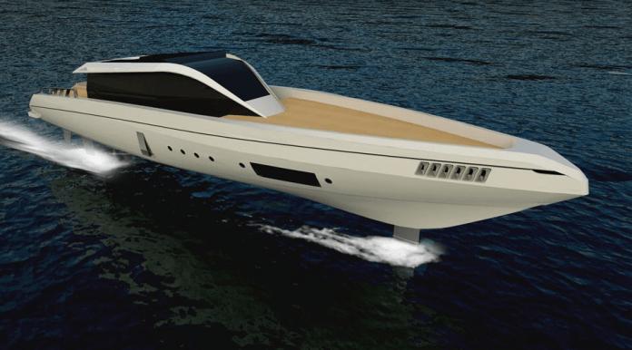 Rodriquez Hyper Yacht HSY38