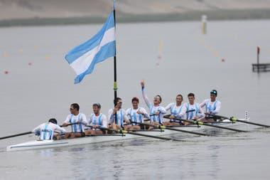 Juegos Panamericanos. El remo