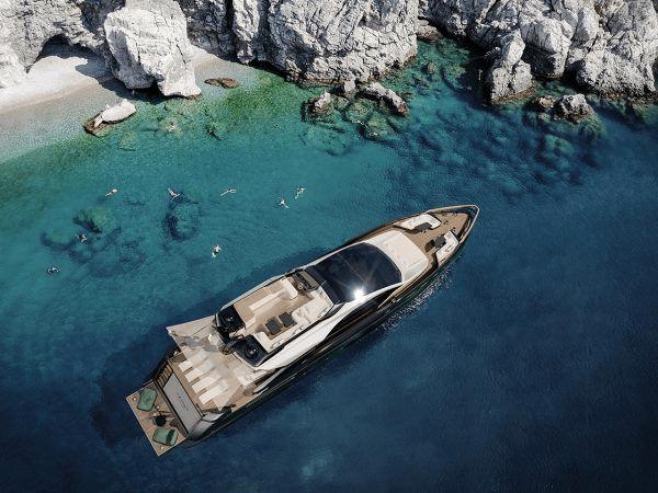 Yacht Azimut Grande S10