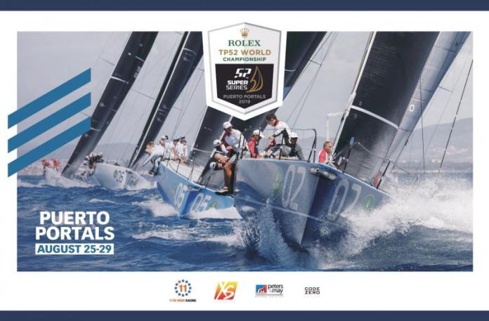 TP52 World Championship Puerto Portals