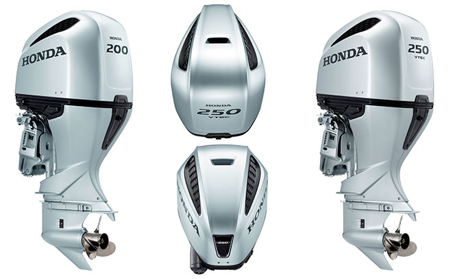 Honda BF200, BF225 y BF250