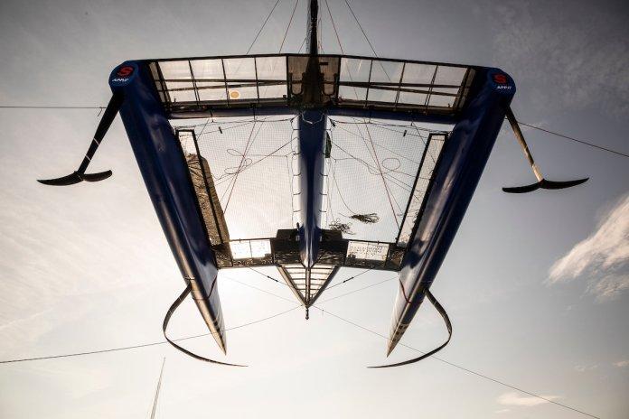 SailGP F50