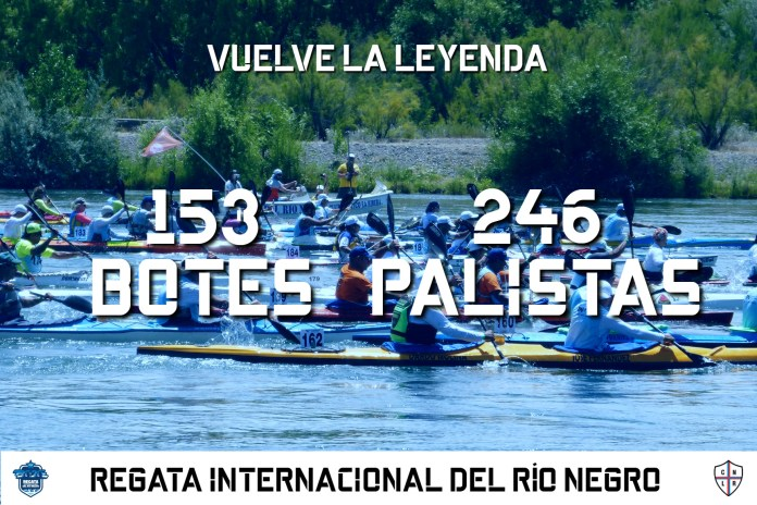 Regata Internacional del Río Negro