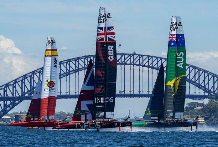 SaillGP Sydney